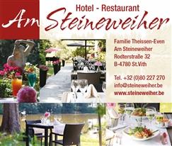 Ostbelgien - Am Steineweiher
