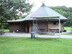 Ostbelgien - Grillhütte Schönefeld
