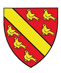 Ostbelgien - Wappen Schuyl & Berghe
