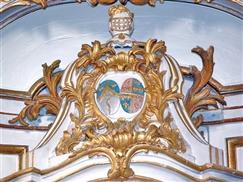 Ostbelgien - Wappen Görtz-Mostert