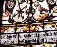 Ostbelgien - Wappen The Losen-Hüffer