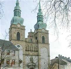 Ostbelgien - St. Nikolaus Kirche