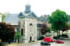 Ostbelgien - St. Lambertus Kapelle