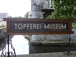 Ostbelgien - Töpfereimuseum Raeren VoG