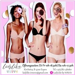 Ostbelgien - LadyLike by InMoVe -Lingerie-