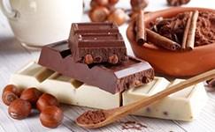 Ostbelgien - Pralinen, Schokolade u. Süßwaren
