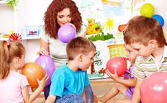 Ostbelgien - Kindergärten - Kinderbetreuung