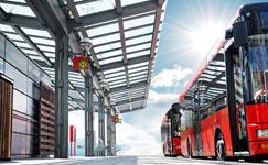 Ostbelgien - Bahn und Bus
