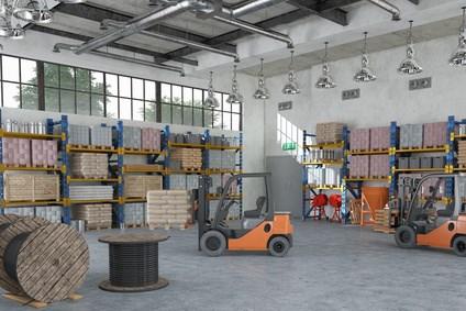 Ostbelgien - Großhandel, Baustoffhandel
