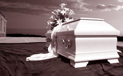 Ostbelgien - Bestattungsunternehmen