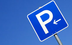 Ostbelgien - Parkplätze