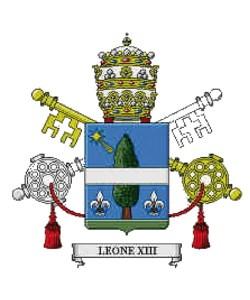 Wappen Papst Leo XIII.