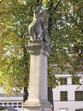Kriegerdenkmal am Werthplatz