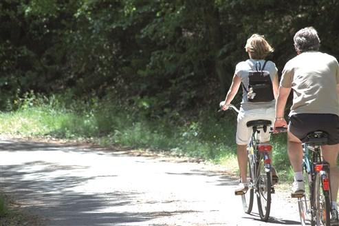 Fahrradwandern