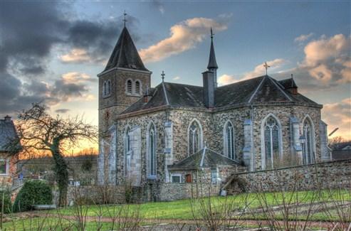 Kirche Hauset