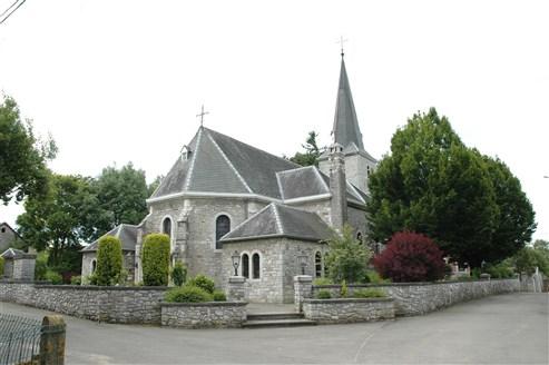 St. Johannes der Täufer in Eynatten