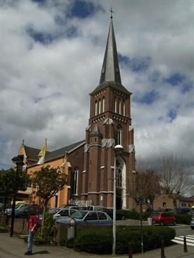 Kirche Kelmis