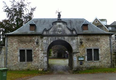 Schloss Thor, Astenet