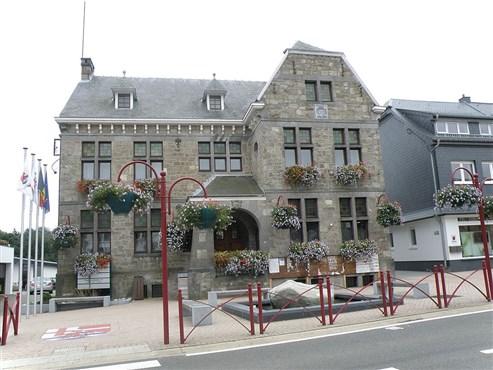 Rathaus Büllingen