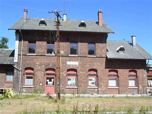 Raerener Bahnhof