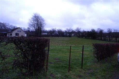Grundstück in herrlicher Natur nahe der Deutsch-Belgischen Grenze.