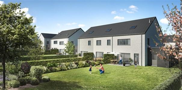 Familienfreundliche Wohnhäuser in Neubauviertel (Haus 5) - 4837 Baelen, Belgien