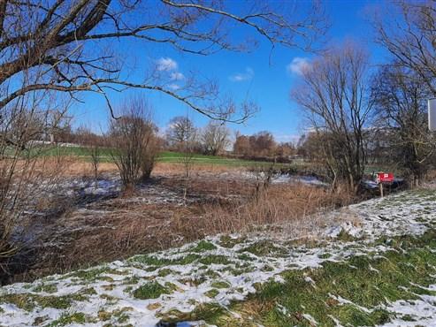 Landwirtschaftliche Weidefläche in Grünzone für kleines Geld und als interessante Anlage