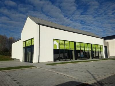 Geschäftslokal in St-Vith zu Verkaufen! - 4780 Saint-Vith, Belgien