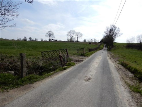 Wohnen besonderer Art: Leben auf einem ökologisch renovierten Bauernhof in Grenznähe.