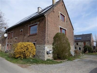 Wohnen besonderer Art: Leben auf einem ökologisch renovierten Bauernhof in Grenznähe. - 4841 Henri-Chapelle, Belgien