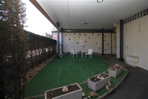 Modernisierte Wohnung mit großem Platzangebot