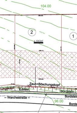 Nidrum: Baugrundstück/Parzellierung (Los 2)
