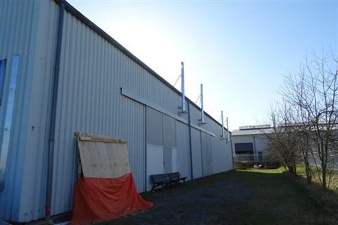Hallen- oder Produktionsfläche im florierenden Industriegebiet Rovert /Eynatten.