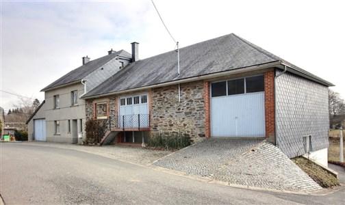 Haus mit Werkstatt - WIRTZFELD - WIRTZFELD, Belgien
