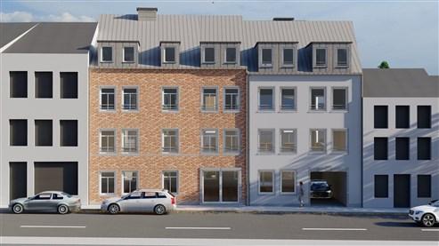 Neubau - Werthplatz-Hisselsgasse - App.2 SZ -88.37m² (Preis inklusive Kosten !!!)
