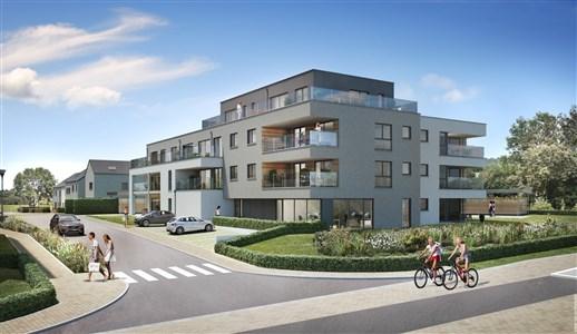 Moderne Wohnung in attraktiven Neubauviertel (Wohnung A23) - 4837 Baelen, Belgien