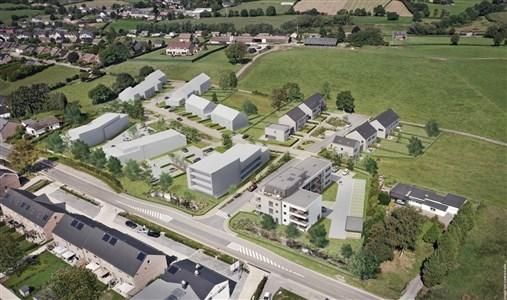 Moderne Wohnung in attraktiven Neubauviertel  (Wohnung A 2.5) - 4837 Baelen, Belgien