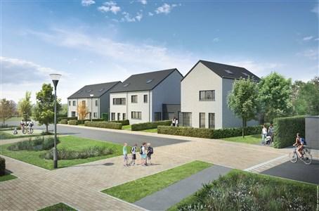 Familienfreundliche Wohnhäuser in Neubauviertel (Lot 3) - 4837 Baelen, Belgien