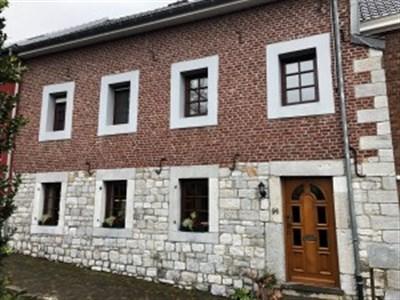 Einfamilienhaus im Fachwerkstil - 4700 Eupen, Belgien