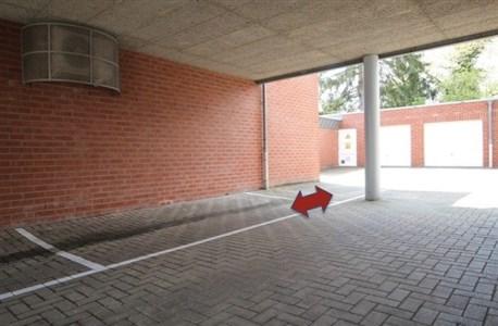 Zwei Parkplätze im Zentrum von Eupen zum Verkauf