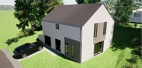 Zeitlos elegantes Einfamilienhaus inmitten grüner Natur und dennoch absoluter Grenznähe B-D-NL.