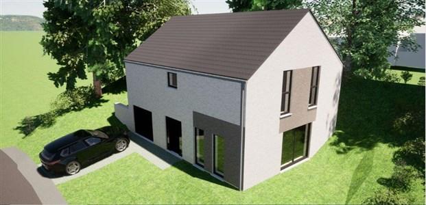 Zeitlos elegantes Einfamilienhaus inmitten grüner Natur und dennoch absoluter Grenznähe B-D-NL.  - 4728 Hergenrath, Belgien