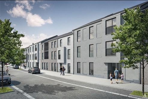 Neubauprojekt Simarstraße- Appartement B01