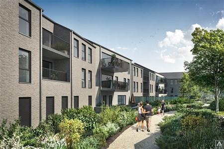 Neubauprojekt - Simarstraße - Appartment B12 - 4700 EUPEN, Belgien