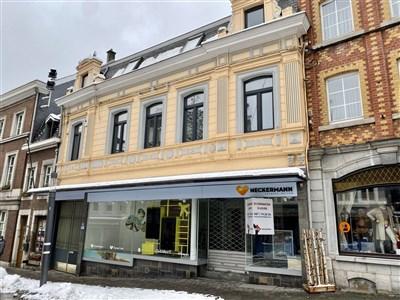 Gut gelegene Geschäftsfläche im Eupener Stadtzentrum - 4700 eupen, Belgien