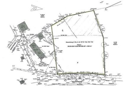 Schönes großes Grundstück mit viel Potenzial in Astenet - 4711 walhorn, Belgien