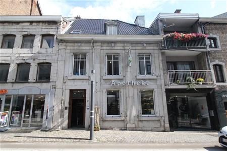Liebhaberobjekt der vielen Möglichkeiten in Eupens bester Lage - 4700 EUPEN, Belgien