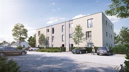Wohnung mit 78,65m²  in Montzen