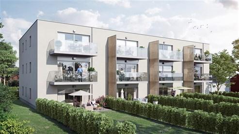 Wohnung mit 73m²  in Montzen