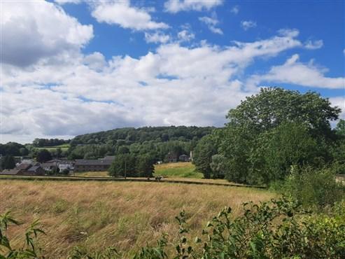 Attraktives Grundstück im Dreiländereck (B-D-NL) mit Fernblick auf herrliche Natur.